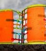 Appliques - Atelier Vetrarte - Jocelyne Boyer
