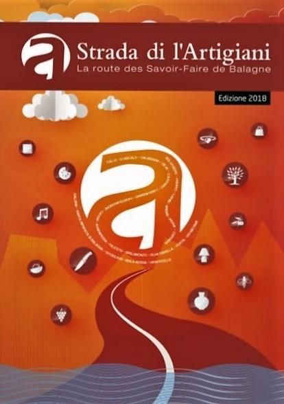 Brochure strada di l'artigiani 2018